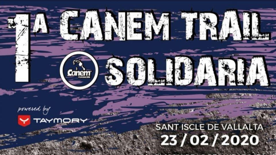 1ª CANEM TRAIL. 23/02/2020