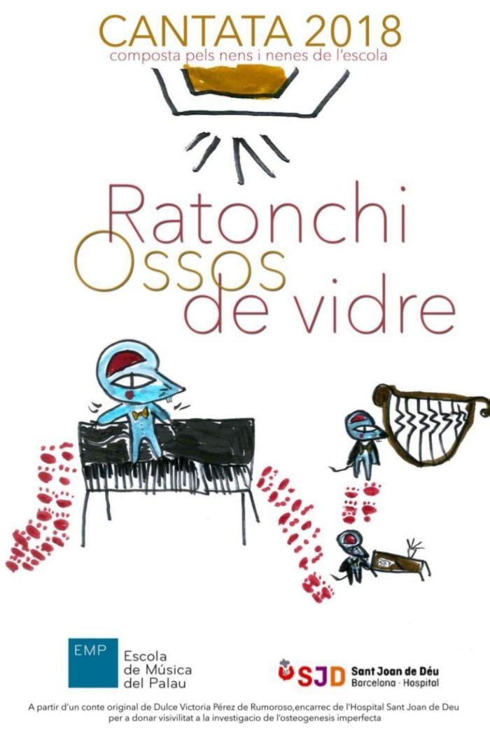 Protagonizado por la Escuela de Música del Palau de la Música de Barcelona
