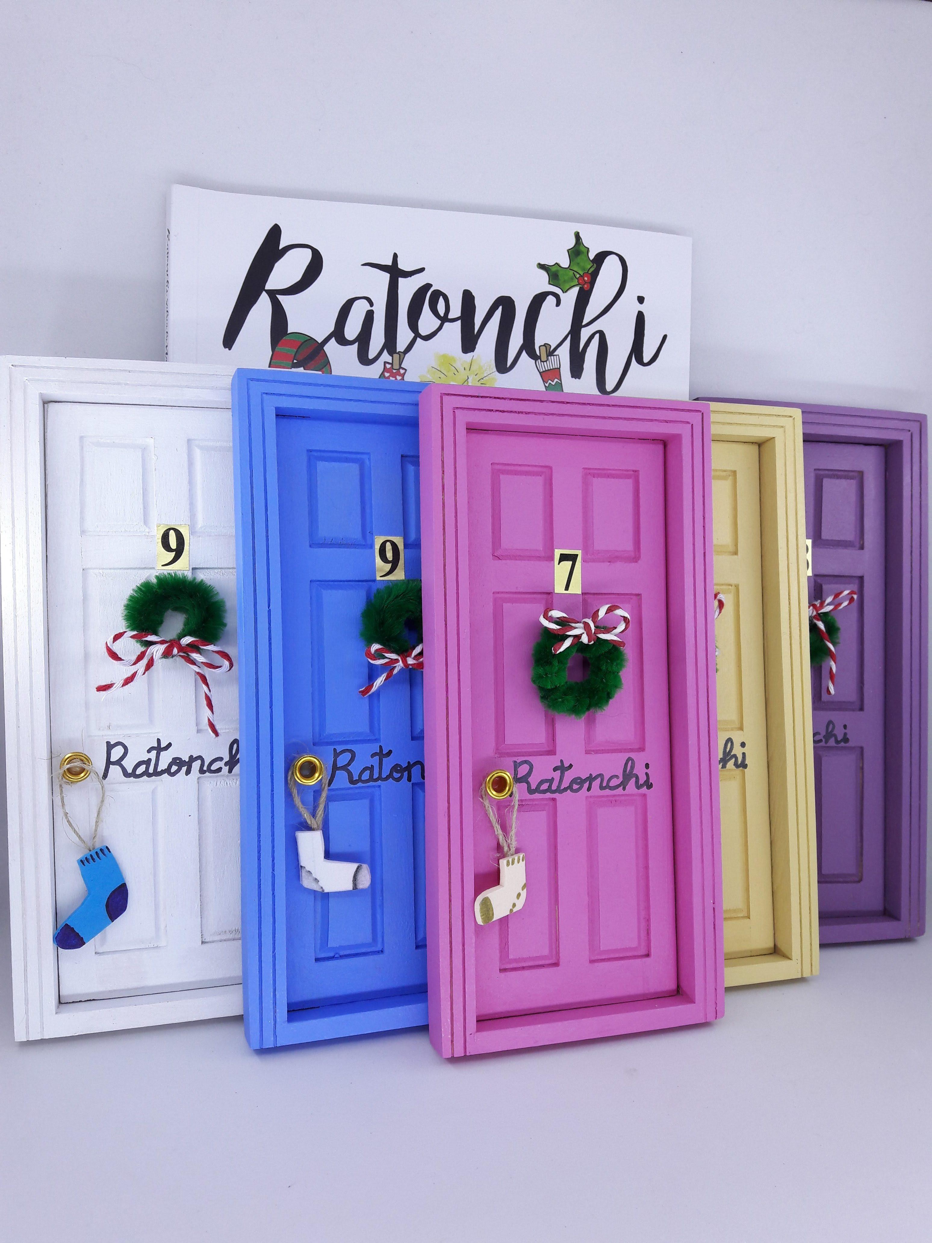 Llegan las puertas de Ratonchi