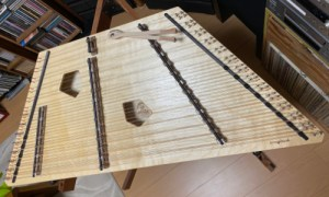 Hammered Dulcimer / Songbird Chickadee Chromatic