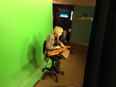 Dulcie performing on KCOY ch12 - Santa Barbara, CA.