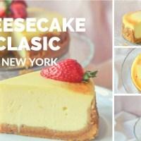 "Cheesecake clasic ""New York"" - rețetă VIDEO"