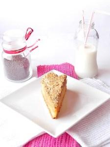Prajitura cu nuca si dulce de leche