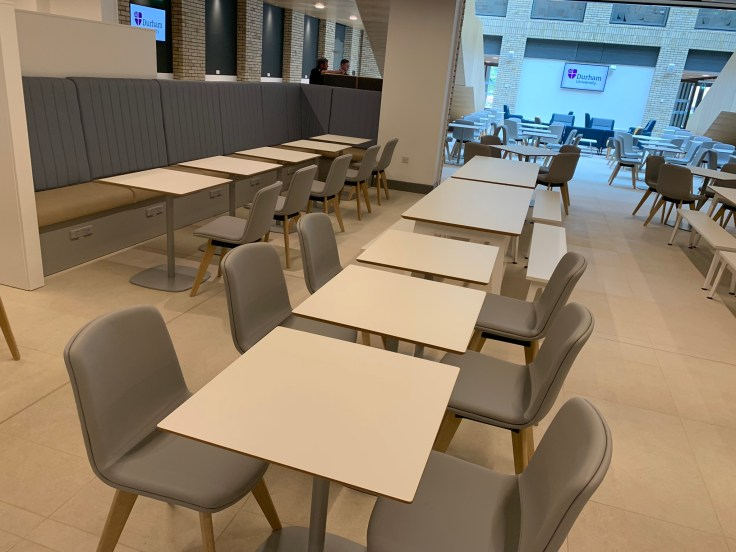 Teaching and Learning Centre: cafe