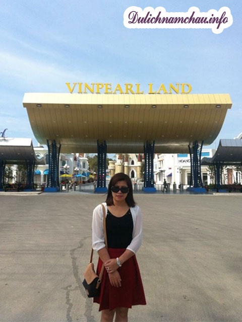 Du lịch Nha Trang, tham quan Vinpearl Nha Trang