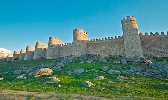 Thành phố cổ Avila, Tây Ban Nha