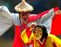 Lễ hội mặt nạ quốc tế Andong - Lễ hội mùa thu ở Hàn Quốc
