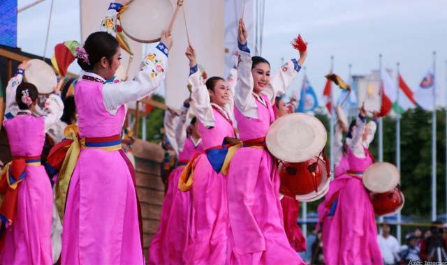 Lễ hội văn hóa Hanseong - Lễ hội mùa thu Hàn Quốc