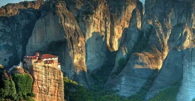 Tu viện Meteora Hy Lạp