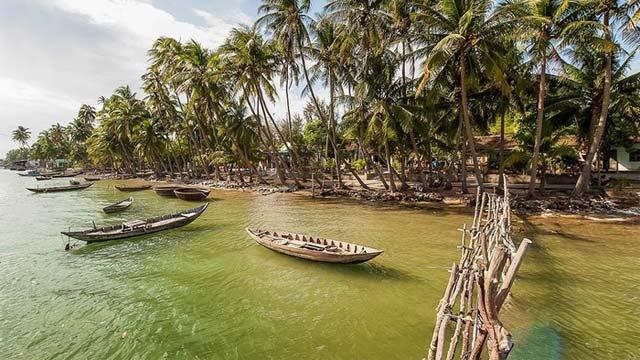 Vẻ đẹp siêu thực của biển đảo Tam Hải Quảng Nam