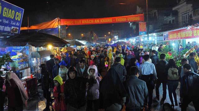 Chợ Viềng Nam Định Một trong 6 địa điểm du lịch nổi tiếng ở Nam Định
