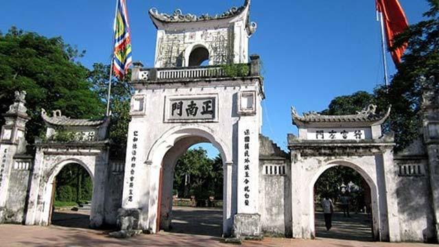 Đền Trần - Một trong 6 địa điểm du lịch nổi tiếng ở Nam Định
