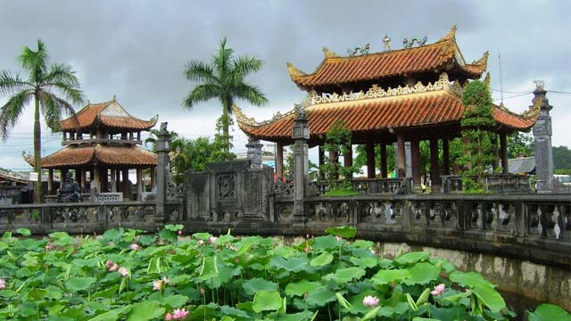 Phủ Dầy Nam Định Một trong 6 địa điểm du lịch nổi tiếng ở Nam Định