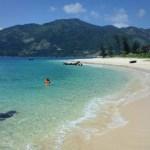 Ngắm đảo Hòn Nưa Phú Yên