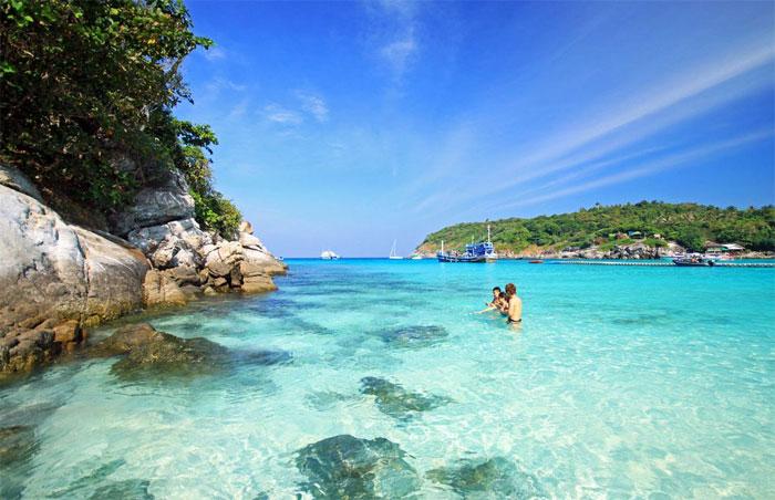 Coral-Island-Thai-Lan