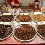 """""""Ngạc nhiên – thích thú"""" với ẩm thực đường phố độc đáo của Campuchia"""