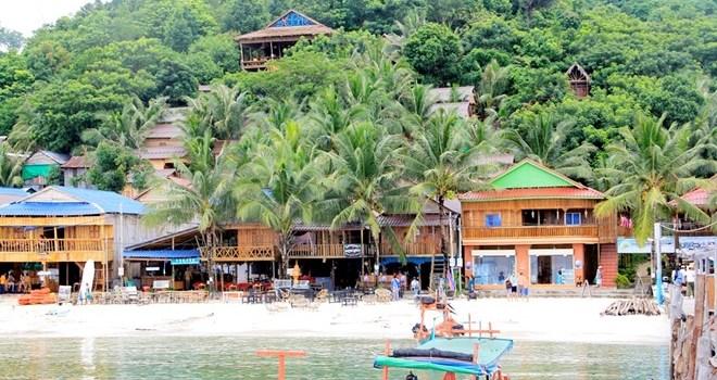 5 hòn đảo tuyệt đẹp hấp dẫn du khách khi ghé thăm Campuchia