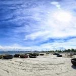 Mùa hè này, nhớ tận hưởng cái nắng, cái gió ở biển Mỹ Khê