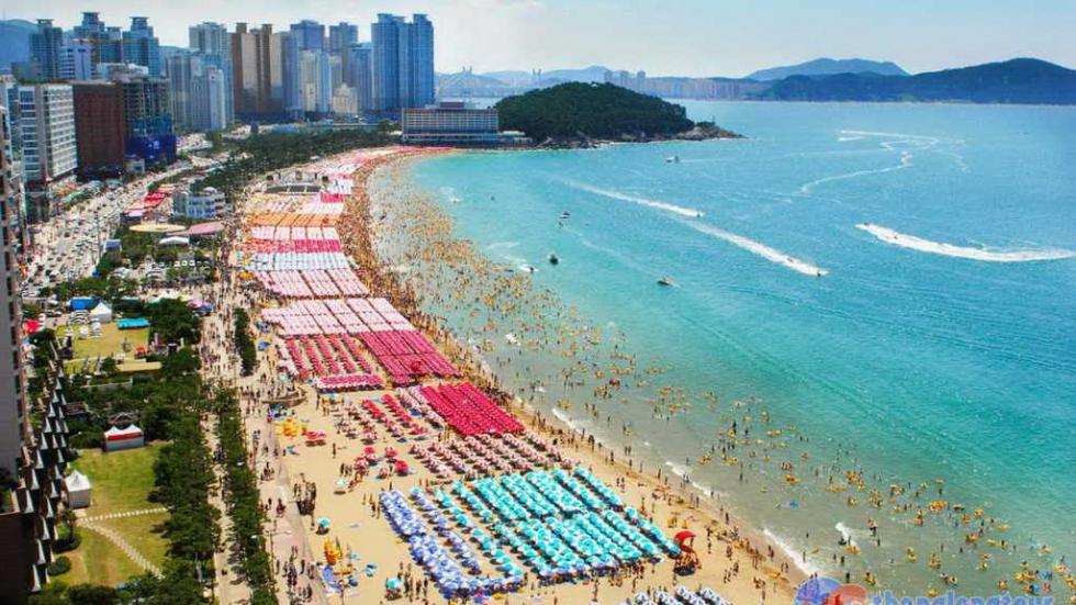 Các điểm đến lý tưởng  ở Busan, Hàn Quốc say đắm lòng người
