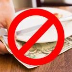 Những lý do mà người Nhật Bản không nhận tiền tip