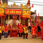 Hòa mình trong văn hóa lễ hội vùng biển Quy Nhơn