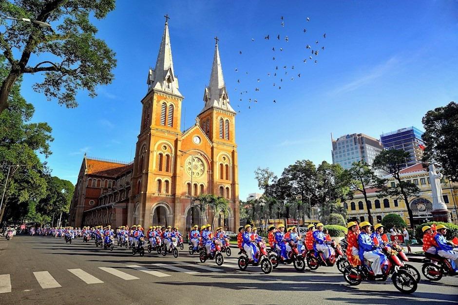 Nét văn hóa tiêu biểu và độc đáo khó cưỡng ở Sài Gòn