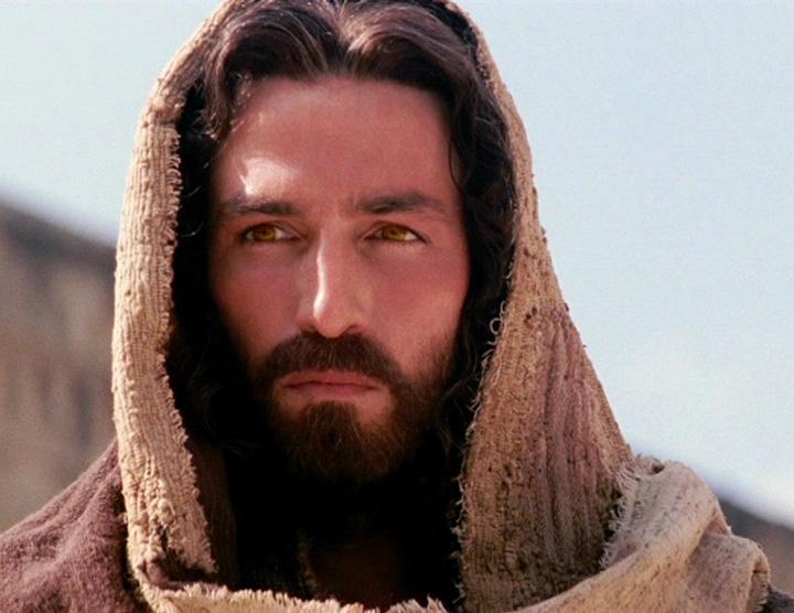 Jesus Crowded Room