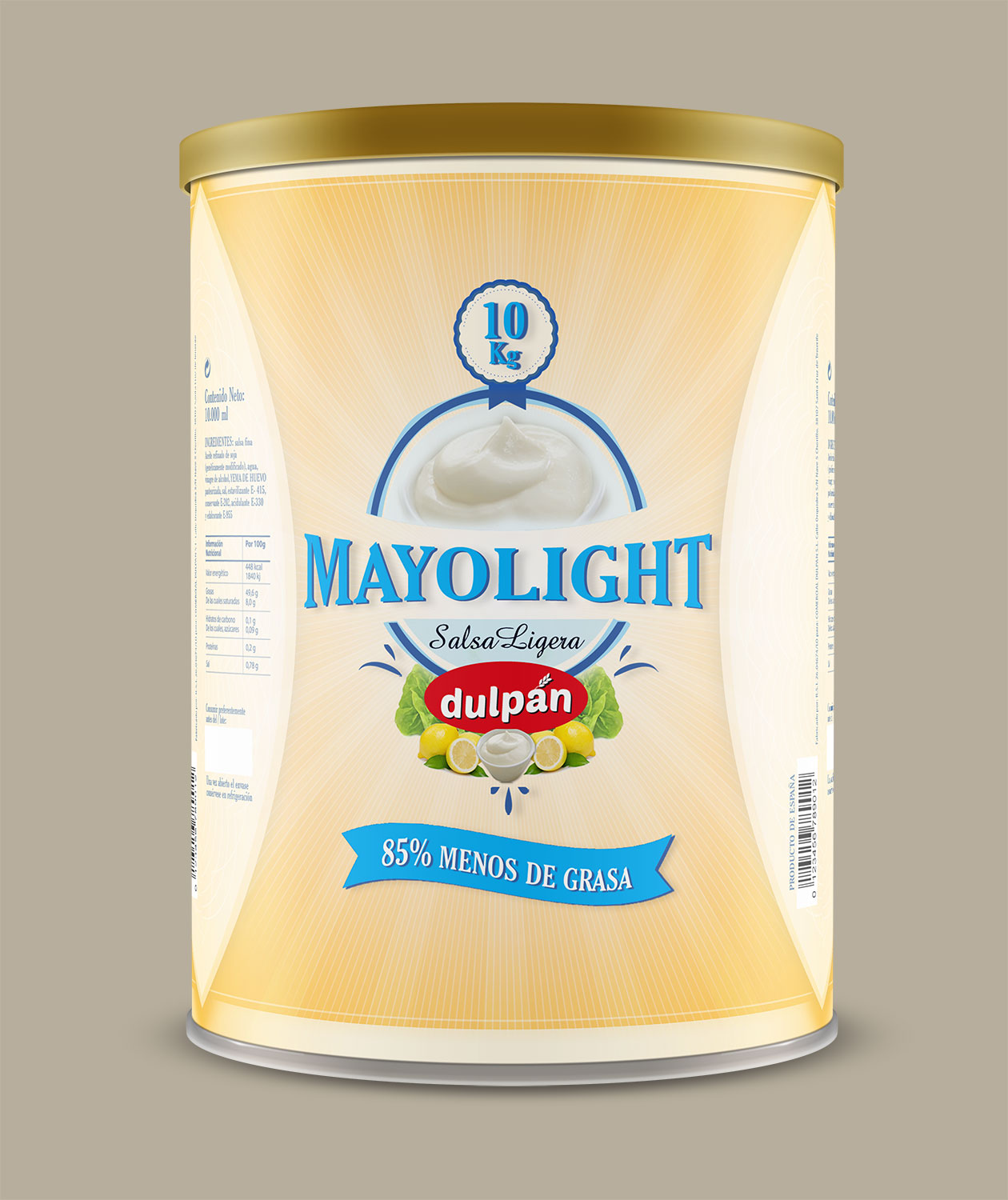 Mayolight Salsa Ligera