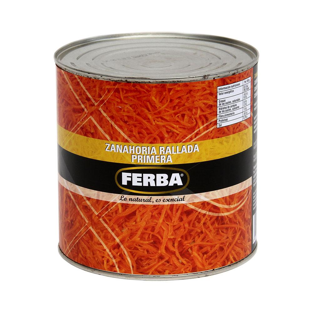 Zanahoria Rallada 3Kg