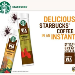 Starbuck Instant Coffee