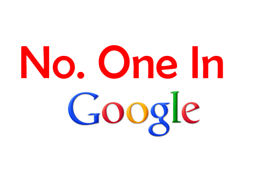 How To Rank No. 1 In Google