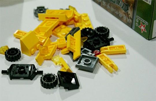 Cheap Lego 2