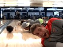Crazy Bowling Trick Shots With Jason Belmonte