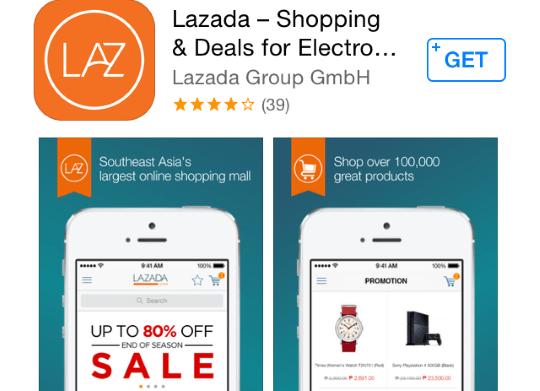 Lazada App