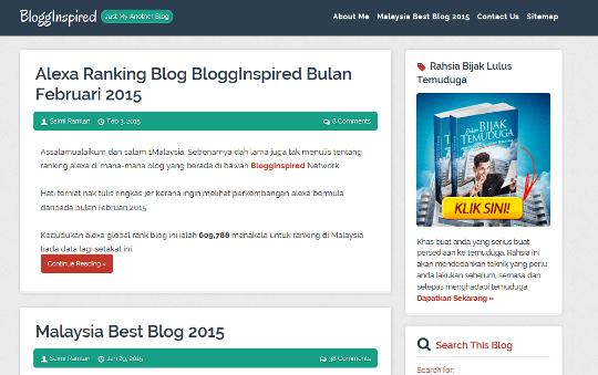 BloggInspired