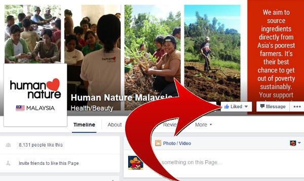 Human Nature FB