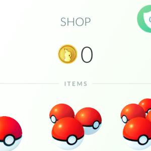 Membeli Di Poké Shop