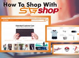 shop with SGshop