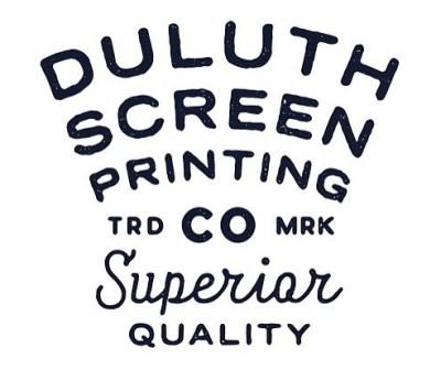 Duluth Screen Printing Logo