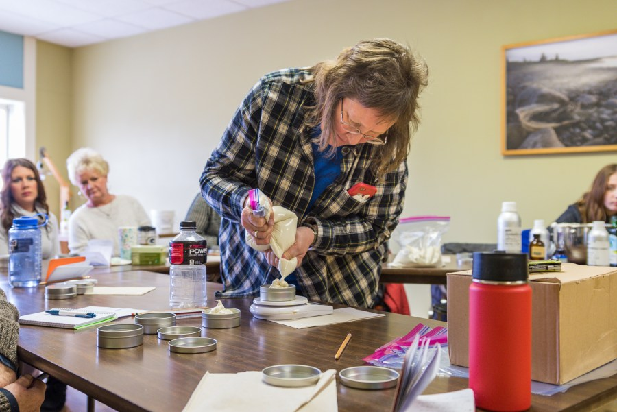 Make Your Own Lotion with the Duluth Folk School