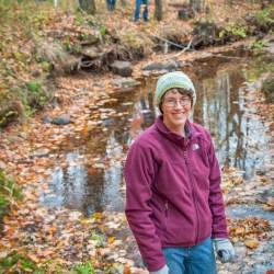 Photo of Duluth Folk School instructor, Karen Gran