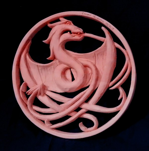 Dragon Carving Class