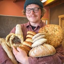 Duluth Folk School Instructor Skyler Hawkins