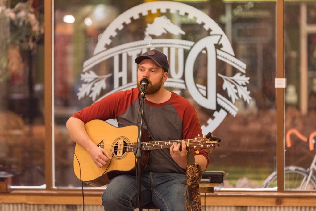 Ross Thorn at the Duluth Folk School