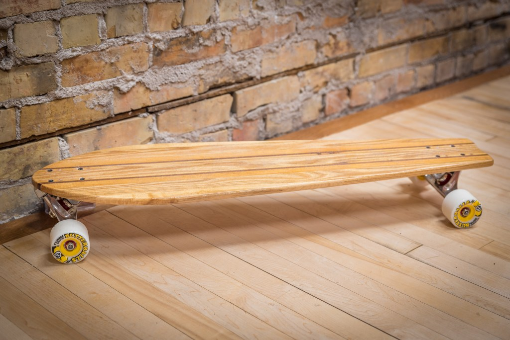 Make Your Own Longboard with the Duluth Folk School