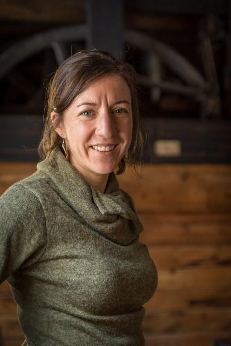 Duluth Folk School Instructor Claire Lande