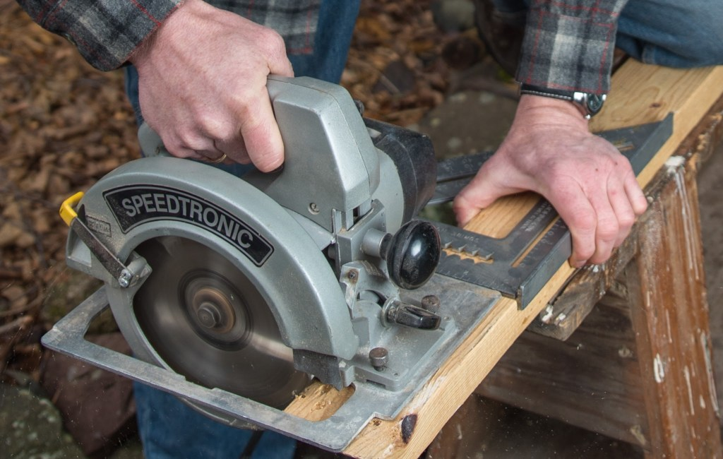 Circular Saw Class at the Duluth Folk School