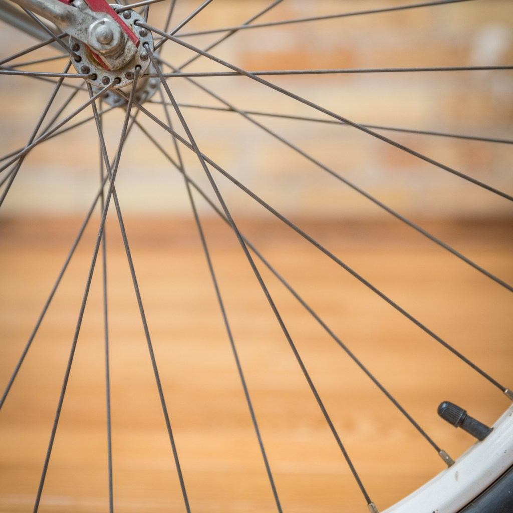 Wheel Truing at the Duluth Folk School