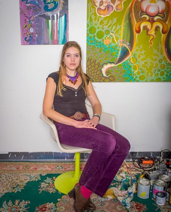 Duluth Folk School Instructor Tara Austin