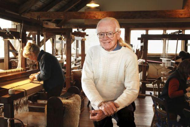Norman Kennedy at the Duluth Folk School